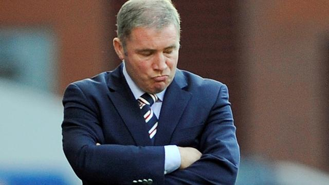 McCoist annoyed with red card duo