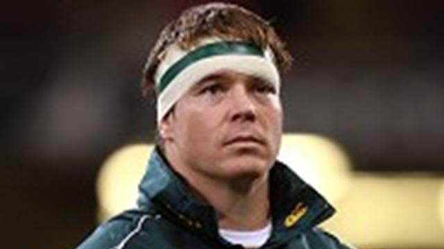 South African Smit to return to Sharks as CEO