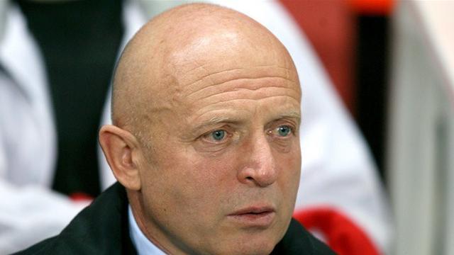 Karel Jarolim n'est plus le sélectionneur de la République tchèque