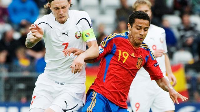 Iniesta: Thiago ready for Spain debut