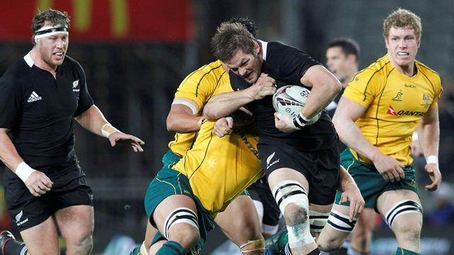 New Zealand 30-14 Australia
