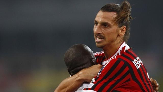 Le Milan frappe le premier