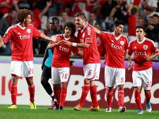 Benfica vs. Arsenal: open thread