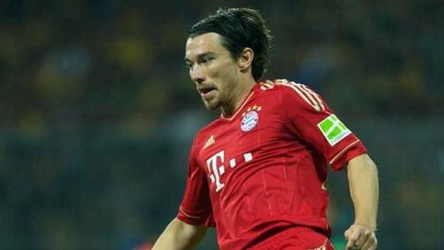 Pranjic leaves Bayern for Lisbon