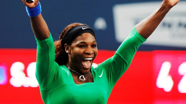 On n'arrête plus Serena