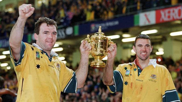 1999: Australie, doublé historique
