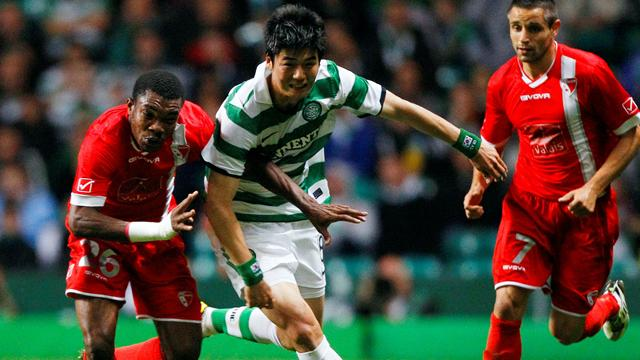 Celtic held by Sion