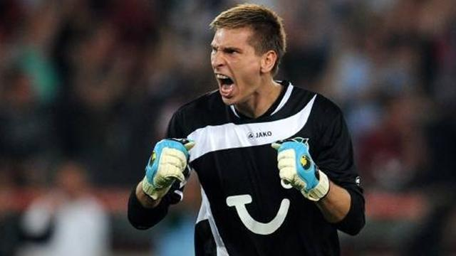 Germany call on Zieler