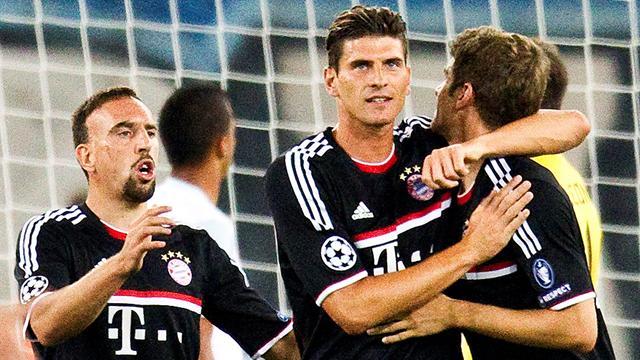 FC Zurich 0-1 Bayern Munich