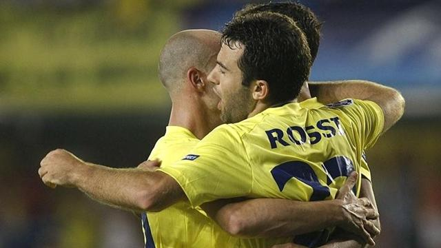 Rossi rescues Villarreal