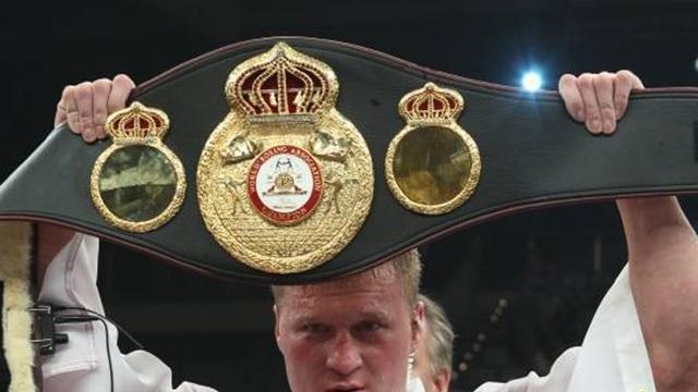 Поветкин: «Победа над Кличко – вторая часть мечты»