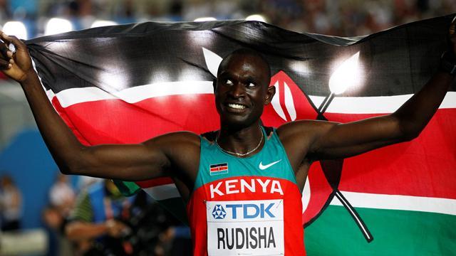 Rudisha storms into Kenyan finals
