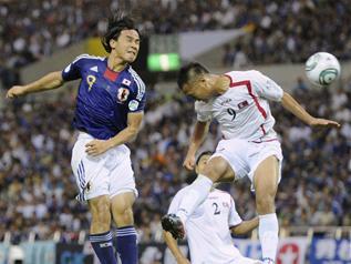 Japan gets late winner vs. N. Korea