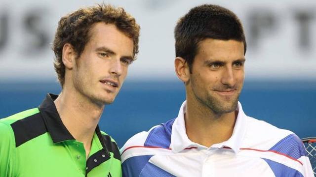 Murray to be Djokovic's best man