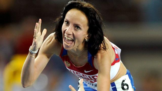 Savinova victorious at Moscow Challenge