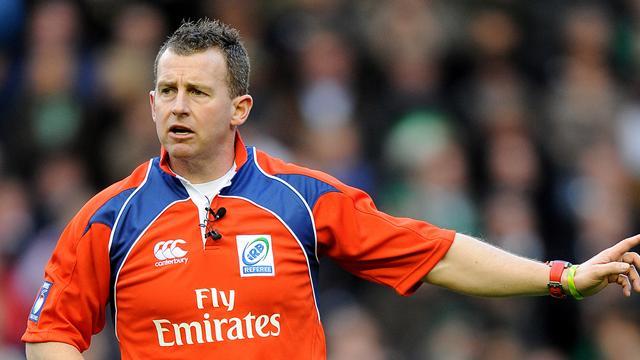 Referee: Nigel Owens