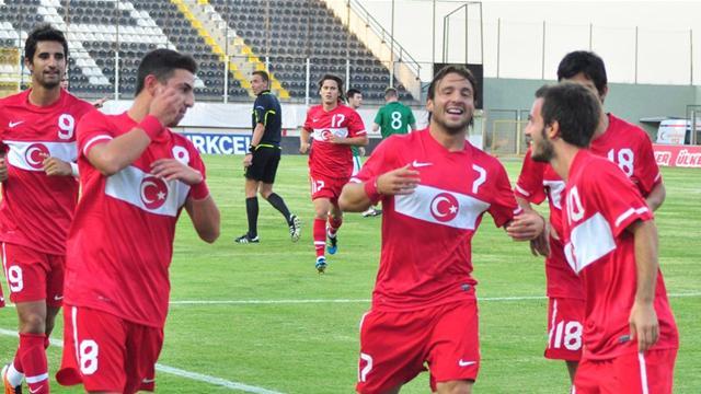 Turkey 1-0 Ireland (U21)