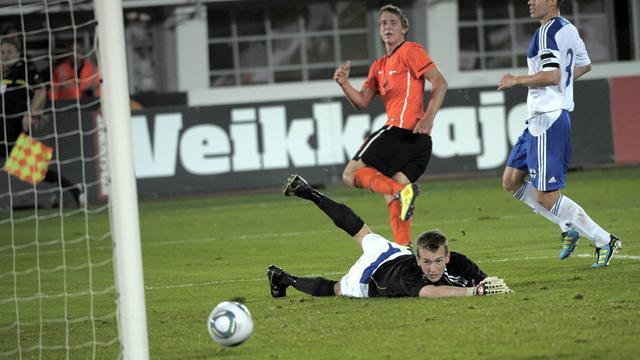 Perfect Dutch qualify