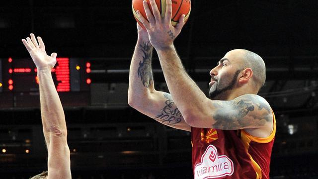 Georgia 63-65 Macedonia