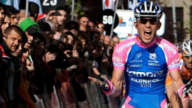 Gavazzi wins stage 18 from break