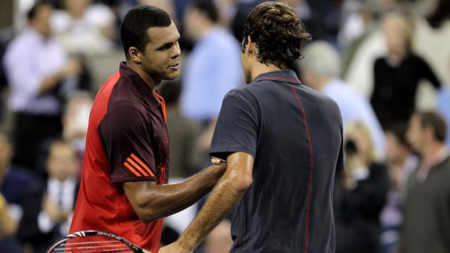 Federer trop fort pour Tsonga