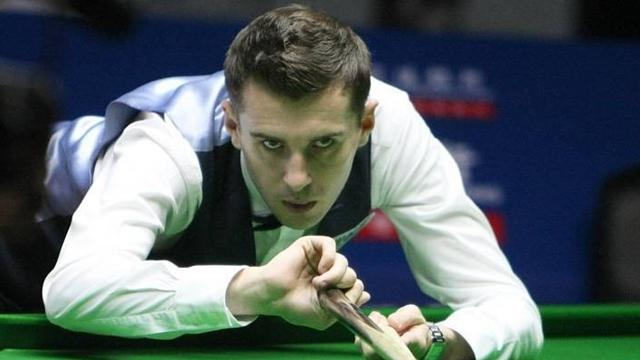 Selby exploits Williams error to win in Shanghai
