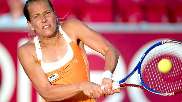 First title for Strycova in Quebec