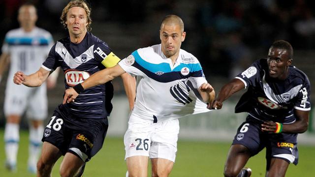 Hazard on spot as Lille salvage draw