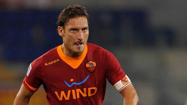 Totti doubt for Rome derby