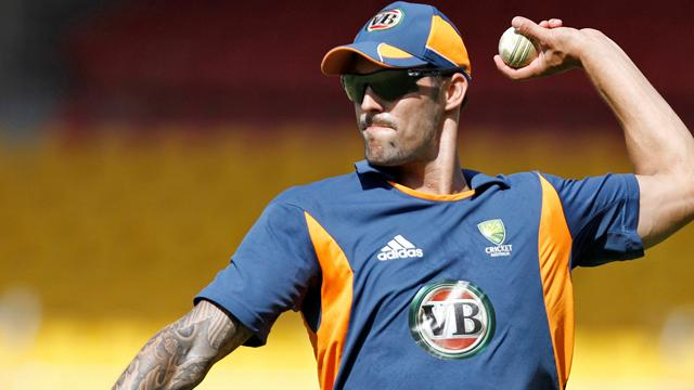 Johnson had guaranteed cricket contract