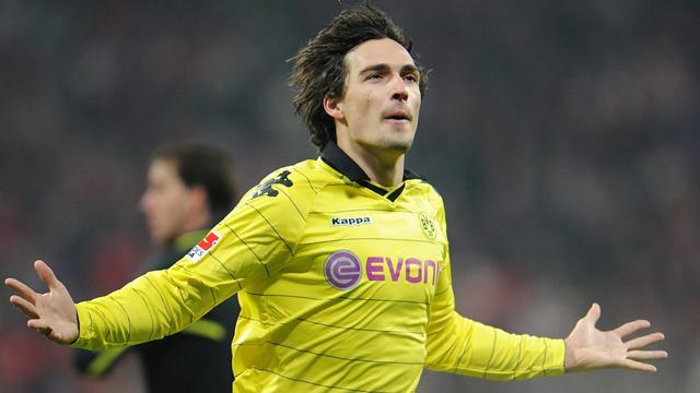 Dortmund talk up Hummels