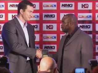 Klitschko v Mormeck off-BOXING