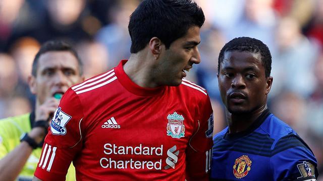 Suarez 'upset' by racism claim