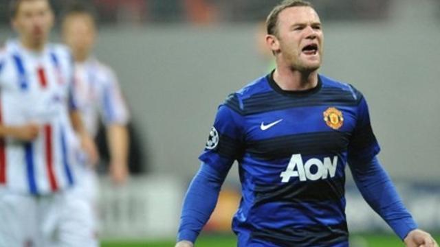 Rooney bat un record, MU fait le minimum