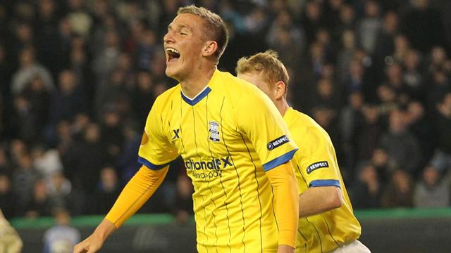 Wood hands Blues win in Bruges