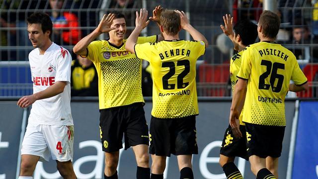 Classy Dortmund thump Cologne