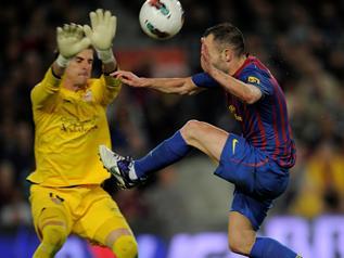 برشلونة 0-0 اشبيلية
