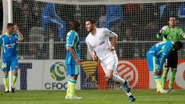 Marseille 4-0 Lens