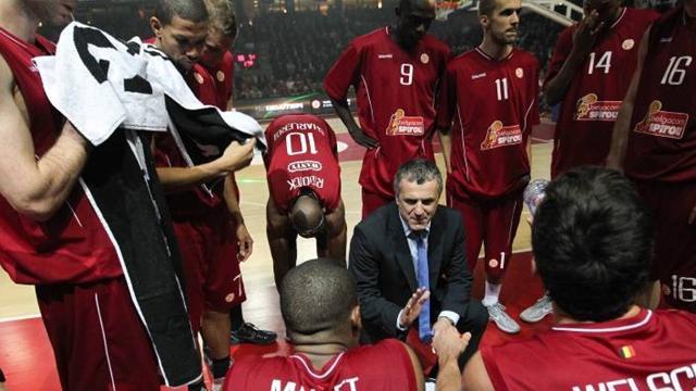 Spirou beat Anadolu in Istanbul