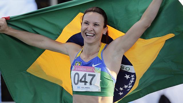 Brazil duo win gold - Athletics - Eurosport