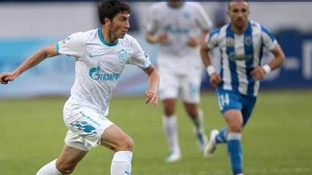 Zenit decide on Ionov future after drink-driving charge