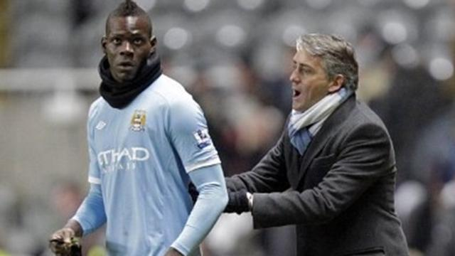 """Balotelli'yi yumruklardım"""