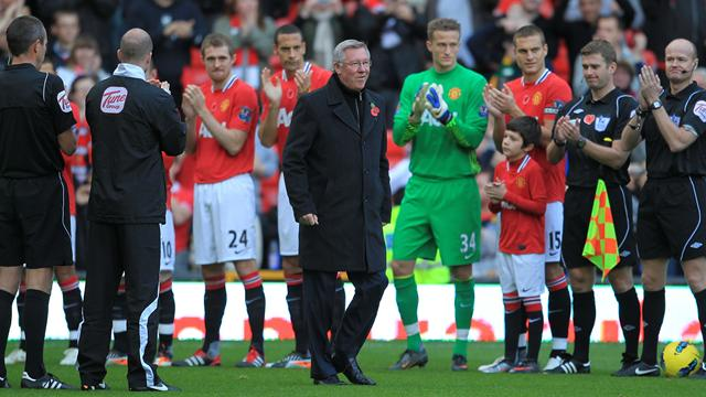 Fergie celebrates 25 years with win