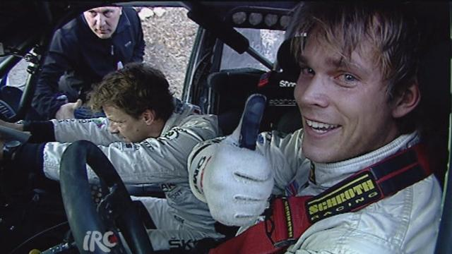 Андреас Миккельсен - чемпион IRC