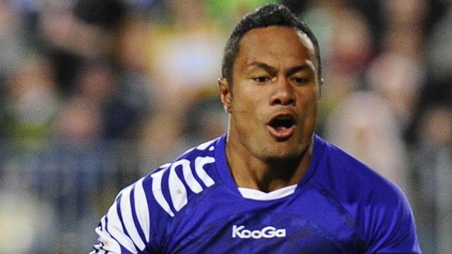 Samoan banned for Twitter outburst