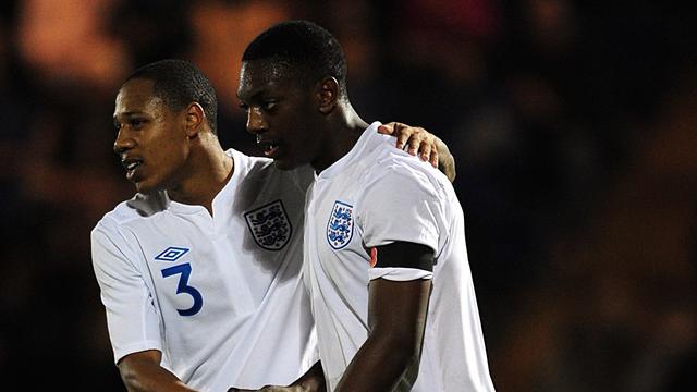 England U21 5-0 Iceland