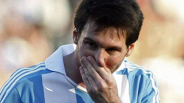 Messi, la symphonie inachevée