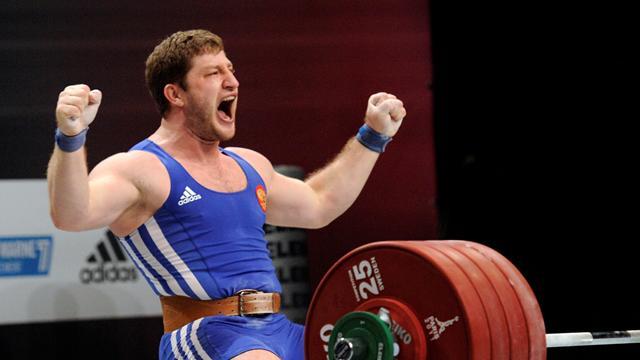 Тяжелоатлетов Украины могут дисквалифицировать— Следом заРФ