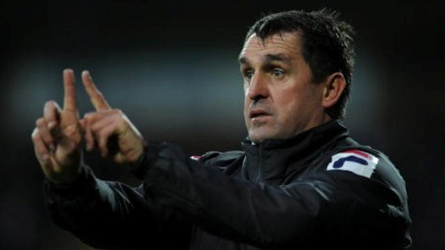Allen axed after Notts County defeat