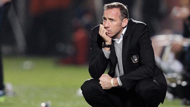 Roy manager sportif de Lens, Martel n'est plus PDG